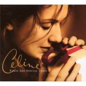 Album artwork for Celine Dion These Are Special Times (Deluxe)