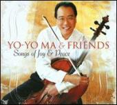 Album artwork for Yo-Yo Ma & Friends: Songs of Joy and Peace