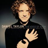 Album artwork for Daniel Taylor: The Voice Of Bach