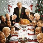 Album artwork for Tony Bennett - A Swingin' Christmas / Count Basie