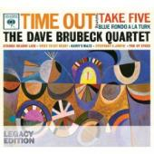 Album artwork for Dave Brubeck: Time Out (50th Anniversary)