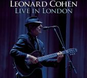 Album artwork for Leonard Cohen: Live in London / CD