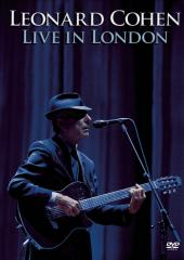 Album artwork for Leonard Cohen: Live in London - DVD