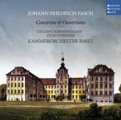 Album artwork for Fasch: Concerti & Ouverturen