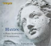 Album artwork for Haydn 6 Paris Symphonies 15 Symphonies/ Tafelmusik