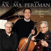 Album artwork for Mendelssohn: Piano Trios / Ax, Ma, Perlman
