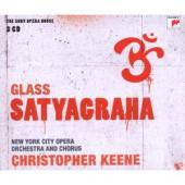 Album artwork for Glass: Satyagraha