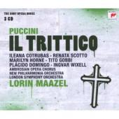 Album artwork for Puccini: Il Trittico (Cotrubas, Scotto, Horne, Go