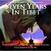 Album artwork for SEVEN YEARS IN TIBET OST