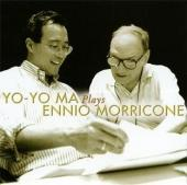 Album artwork for Yo-Yo Ma Plays Ennio Morricone