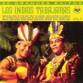 Album artwork for Los Indios Tabajaras: 20 Grandes Exitos