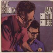Album artwork for Dave Brubeck: Jazz Goes to College