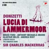 Album artwork for Donizetti: Lucia di Lammermoor / Ford, Mackerras