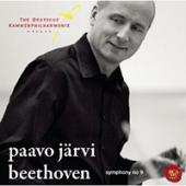 Album artwork for Beethoven; Symphony no.9 / Jarvi
