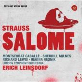 Album artwork for R. Strauss - Salome (Caballe, Milnes, Resnik)