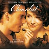 Album artwork for CHOCOLAT ORIGINAL SOUNDTRACK RECORDING