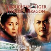 Album artwork for Crouching Tiger, Hidden Dragon - OST