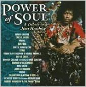 Album artwork for Power of Soul A Tribute to Jimi Hendrix