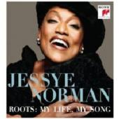 Album artwork for Jessye Norman - Roots: My Life My Song