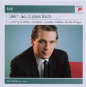 Album artwork for Glenn Gould Plays Bach