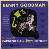 Album artwork for Benny Goodman: The Famous 1938 Carnegie Hall Jazz