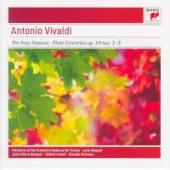 Album artwork for Vivaldi: The Four Seasons / Flute Concertos op.10