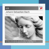 Album artwork for Bach: Mass in B Minor / Giulini