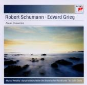 Album artwork for Piano Concertos by Schumann & Grieg / Perahia