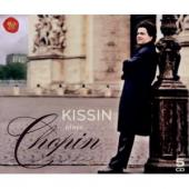Album artwork for Kissin Plays Chopin