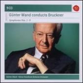 Album artwork for Bruckner: Symphonies Nos. 1-9 / Wand