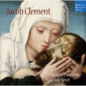 Album artwork for Clement: Works with Huelgas Ensemble