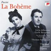Album artwork for Puccini: La Boheme / Albanese, Bergonzi, Schippers