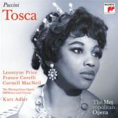 Album artwork for Puccini: Tosca / Price, Corelli, Adler