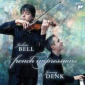 Album artwork for Joshua Bell: French Impressions