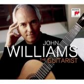 Album artwork for John Williams - The Guitarist