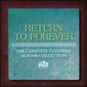 Album artwork for Return to Forever Complete Columbia Albums Collect