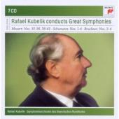 Album artwork for Rafael Kubelik conducts Great Symphonies