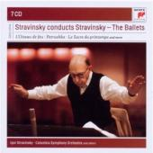 Album artwork for Stravinsky conducts Stravinsky - The Ballets