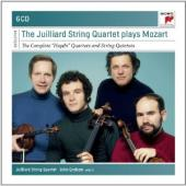 Album artwork for Mozart:  Haydn Quartets / Julliard Quartet