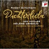 Album artwork for Schumann: Dichterliebe for Cello and Piano / Vogle