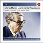 Album artwork for Charles Munch: Late Romantic Masterpieces