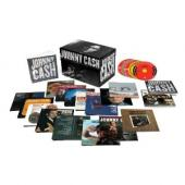 Album artwork for Johnny Cash The complete Columbia Album Collection