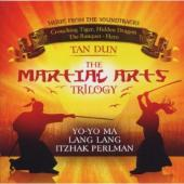 Album artwork for Martial Arts Trilogy