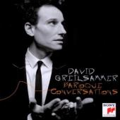 Album artwork for David Greilsammer: Baroque Conversations