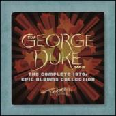 Album artwork for George Duke The Complete 1970s Epic Collection