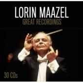 Album artwork for Lorin Maazel Great Recordings