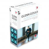 Album artwork for Glenn Gould on Television - The Complete CBC Broad