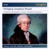 Album artwork for Mozart: Symphonies after Serenades