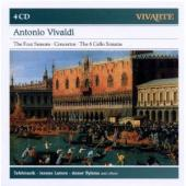 Album artwork for Vivaldi: Four Seasons, Cello Sonatas, Concertos /