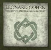 Album artwork for Leonard Cohen: The Complete Studio Albums Collecti
